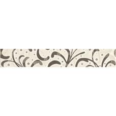L-Gobi Ornament Grey list. 60,8x9,8 I.o.