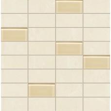MS-Gobi White mozaik 30,8x30,3 I.o.